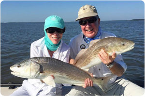 Beaufort SC Fishing Rates
