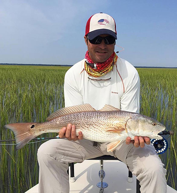 Flood Tide Redfish