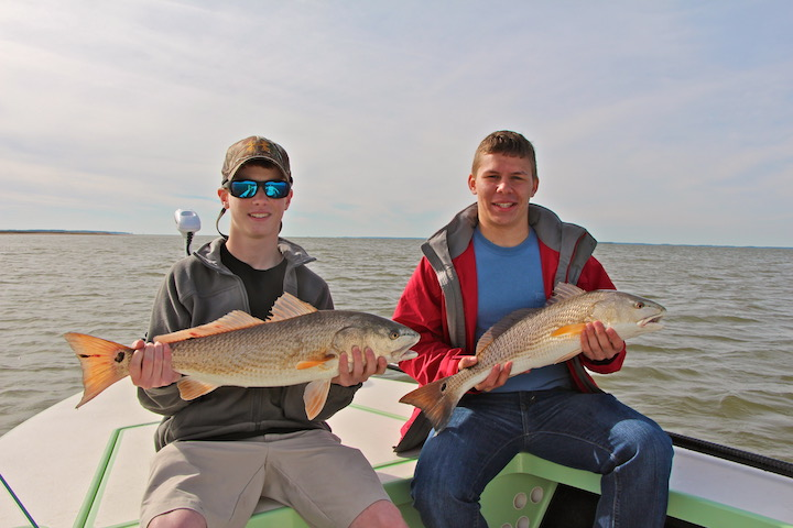 Beaufort, SC Fishing Charters