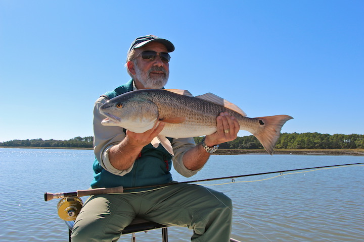 Beaufort Fly Fishing Guide