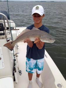 Beaufort Fishing Report