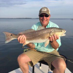 Fly Fishing Redfish