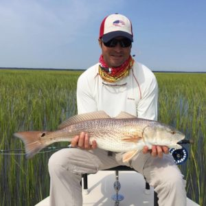 Fly Fish Redfish