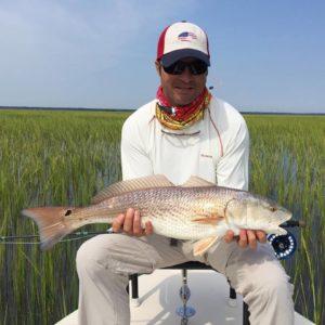 Fly Fish Redfish