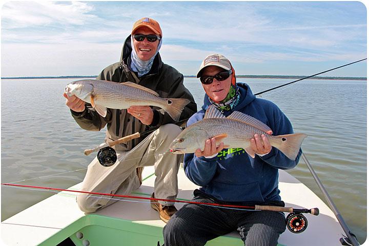 Fly Fishing Beaufort SC