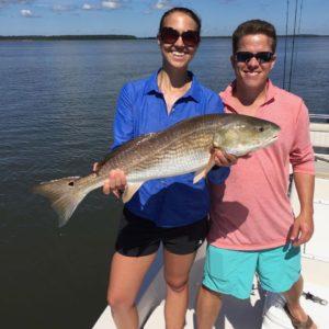 Beaufort SC Fishing Charter